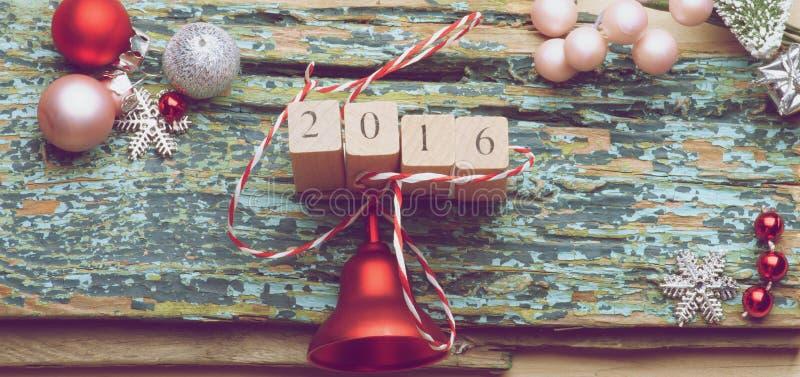 nytt år för garnering royaltyfri fotografi