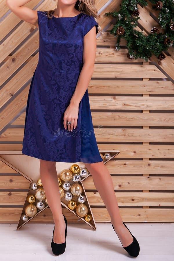 Nytt års modetrender royaltyfria foton