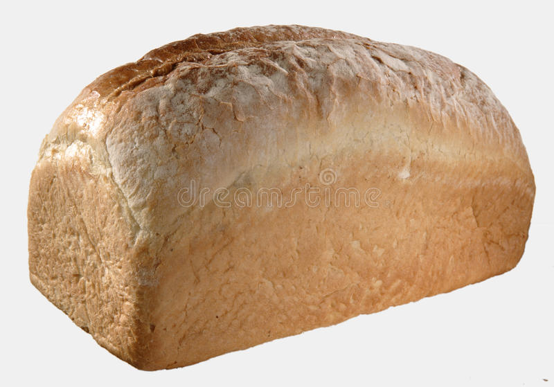 Nytt bakat släntra av bröd royaltyfri fotografi