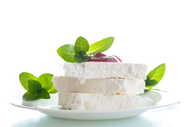 Nytt mjölka ost med driftstopp arkivfoto