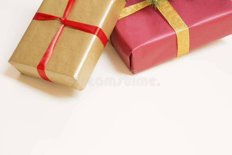 nytt presents?r f?r jul fotografering för bildbyråer