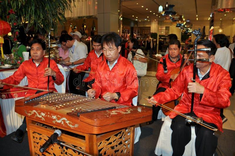 nytt thailand bangkok för kinesisk festival år royaltyfria foton