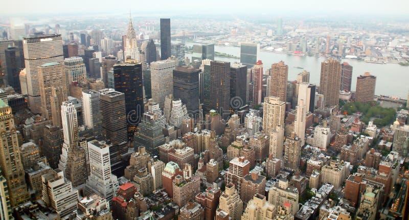 nytt tillstånd USA york för byggnadsvälde arkivbilder