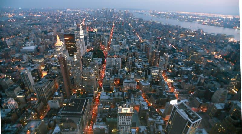 nytt tillstånd USA york för byggnadsvälde arkivfoton