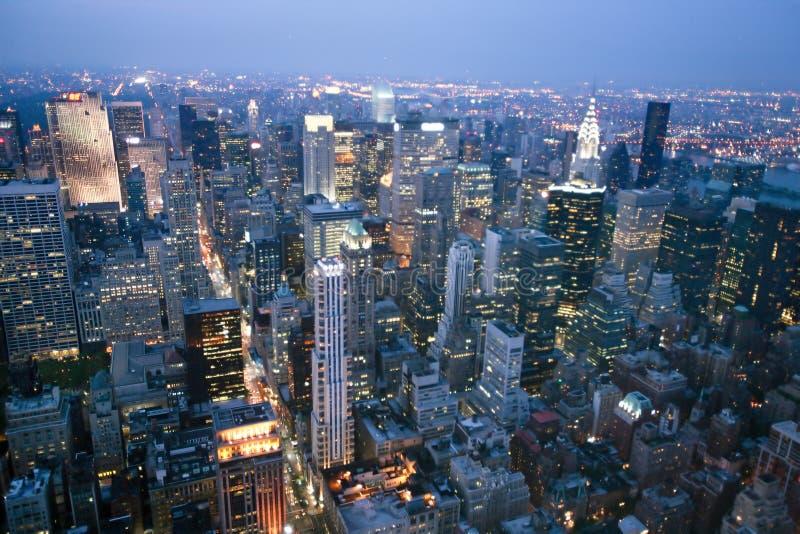 nytt tillstånd USA york för byggnadsvälde royaltyfri bild
