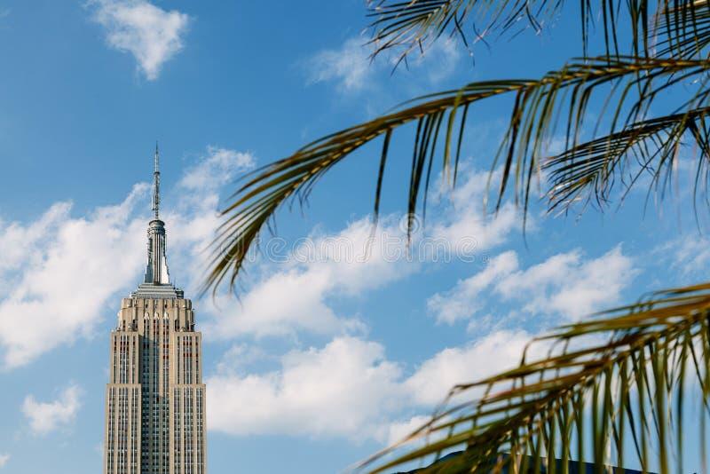 nytt tillstånd york för byggnadsstadsvälde royaltyfria bilder