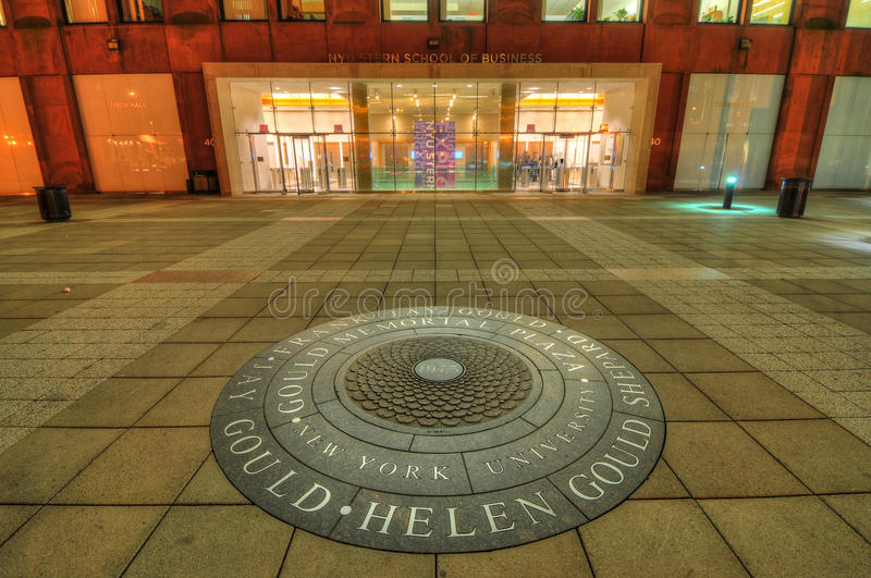 Download NYU Stern School Of Business Editorial Image - Image of architecture, institution: 39505950