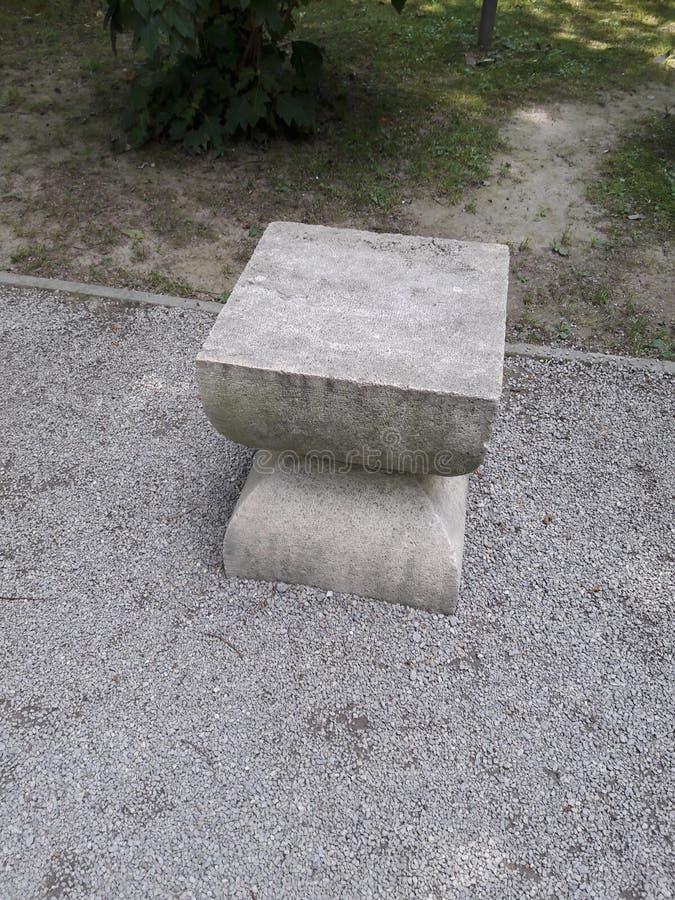oändlig kolonn arkivfoto