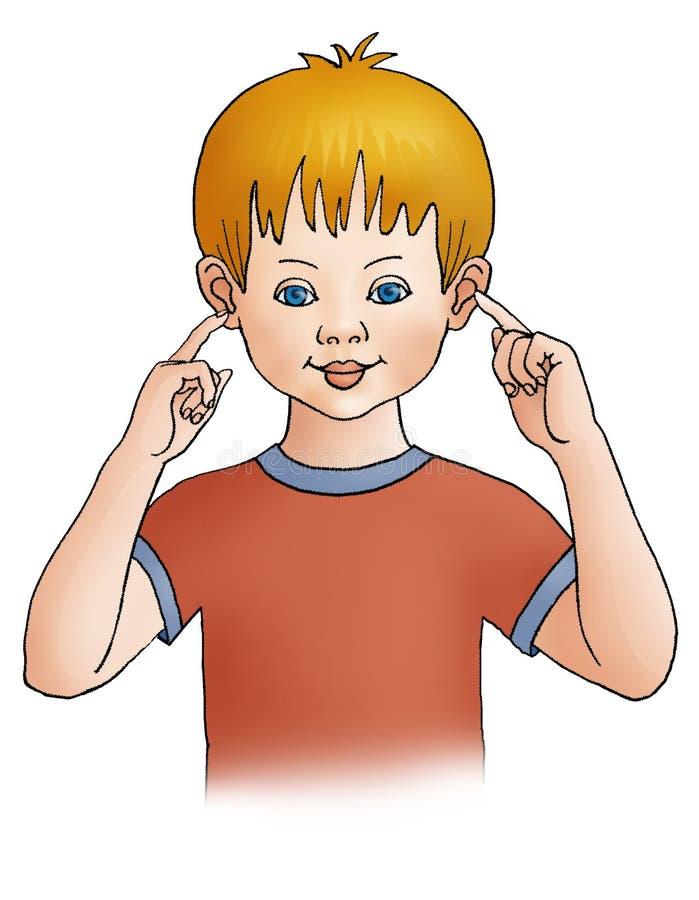 Oídos libre illustration