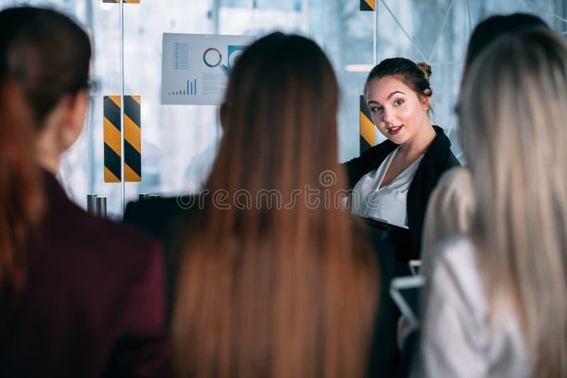 Обучение персонала дела тренируя корпоративное стоковые изображения rf