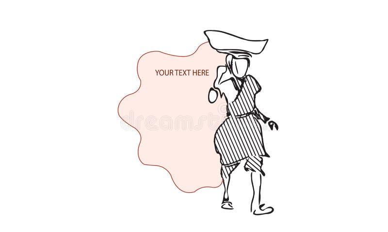 8-ое марта - предпосылка Международного женского дня место иллюстрации для текста - Архив вектора бесплатная иллюстрация