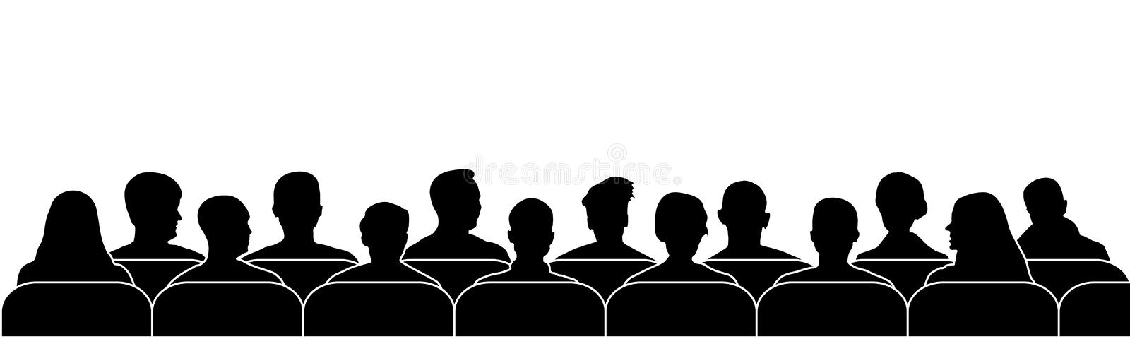 Crowd Theater Stock Illustrations 576 Crowd Theater Stock Illustrations Vectors Clipart Dreamstime