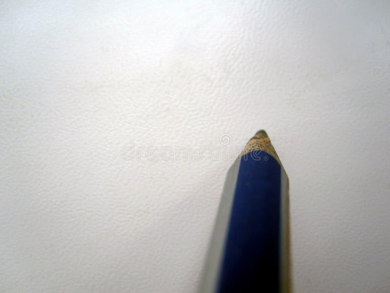 Ołówek gotowy rysować fotografia stock
