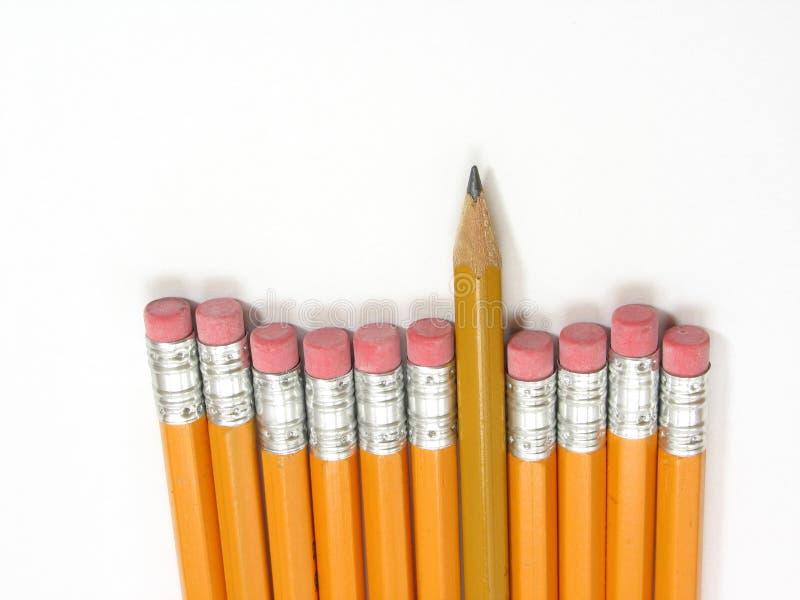 ołówkowa wybitność obrazy stock