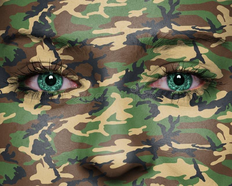 Żołnierz obraz stock