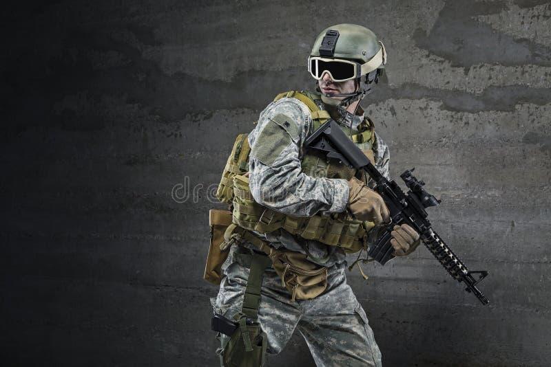 Żołnierz fotografia royalty free