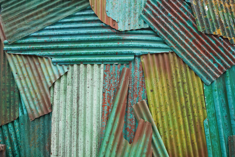 ośniedziały panwiowy żelazny metal obrazy stock