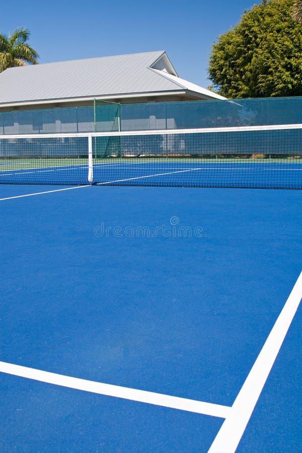 ośrodek klubu tenisa zdjęcia stock