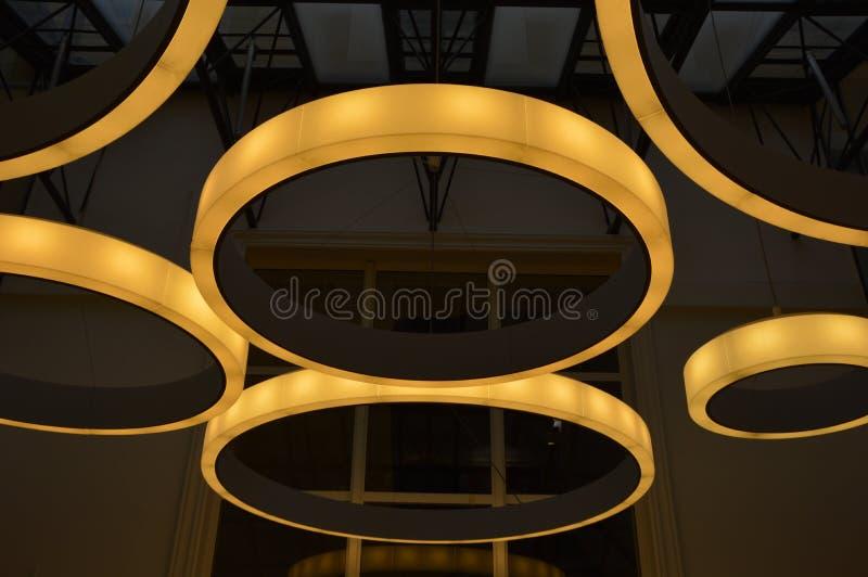 Oświetleniowi systemy fotografia royalty free