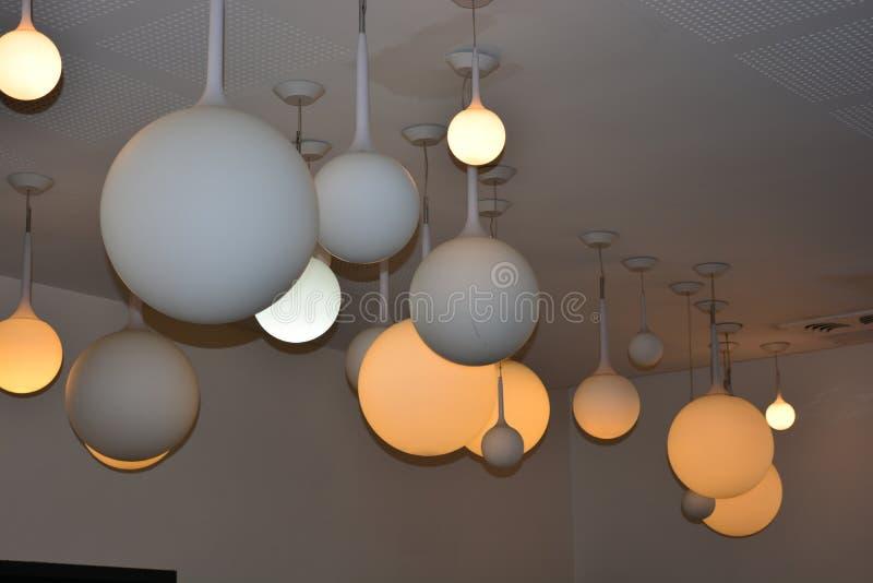 Oświetleniowi systemy zdjęcia royalty free
