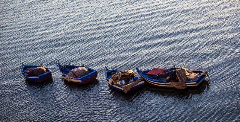 Лодки рыбаков royalty free stock photos