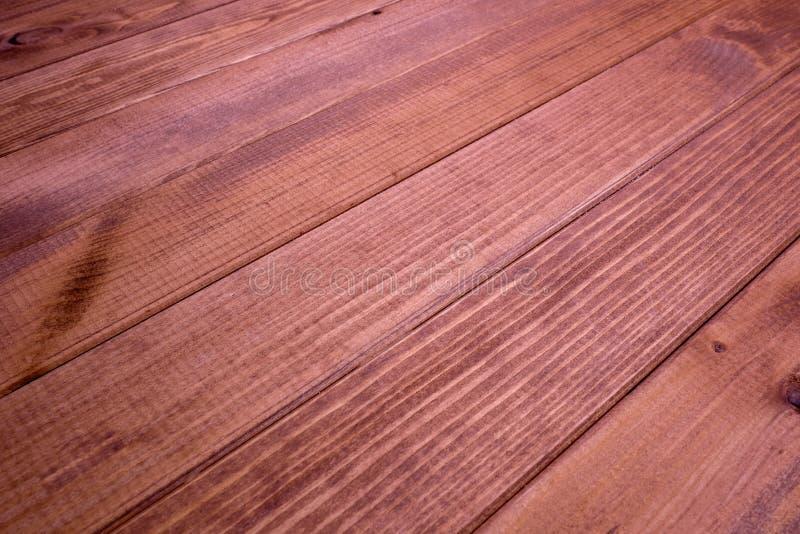 o : Таблица сделанная деревянных планок стоковые изображения rf