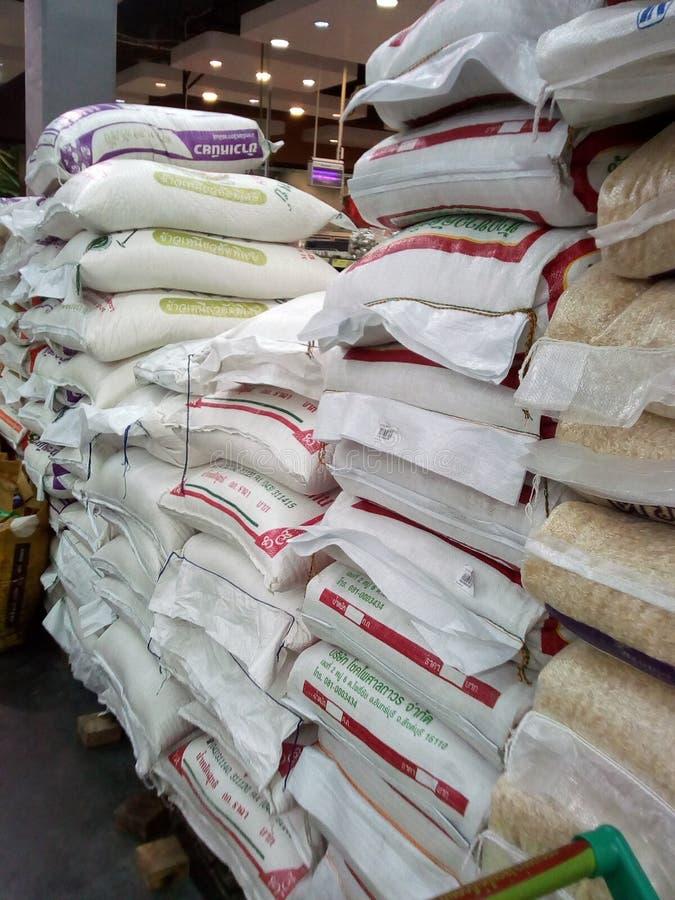 O ????????????? do arroz olha como o bom fotos de stock royalty free