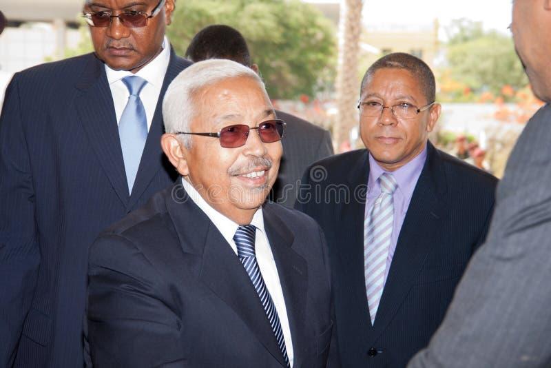 O 3ö aniversário da independência de Cabo Verde foto de stock royalty free
