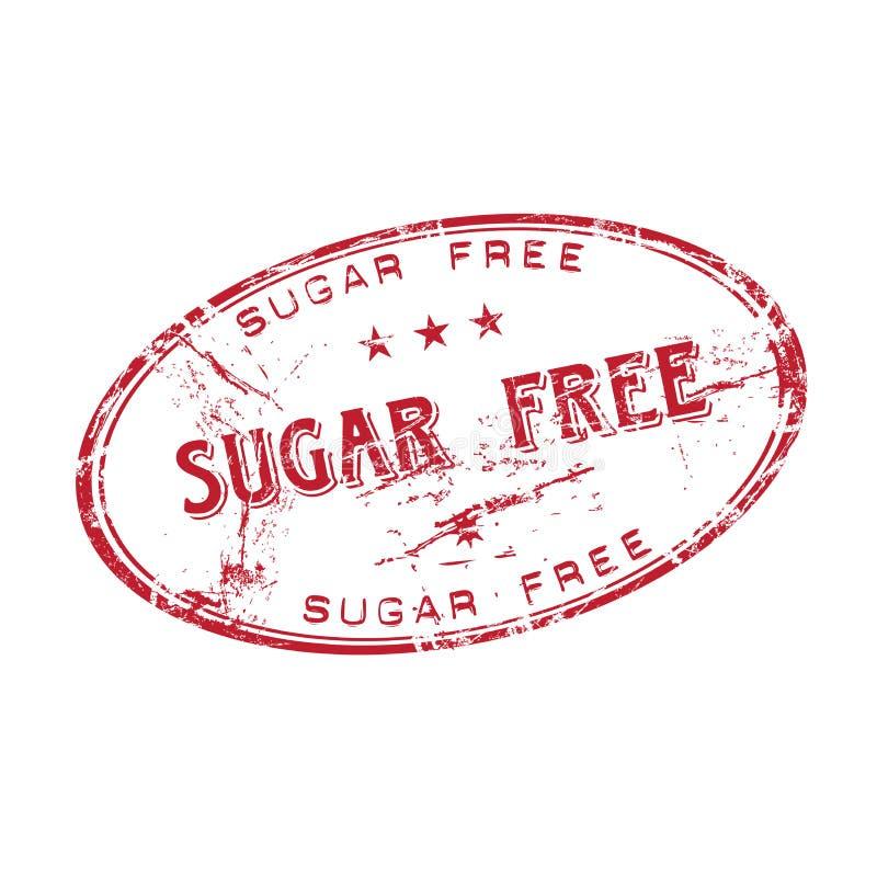 O Açúcar Livra O Carimbo De Borracha Imagens de Stock Royalty Free