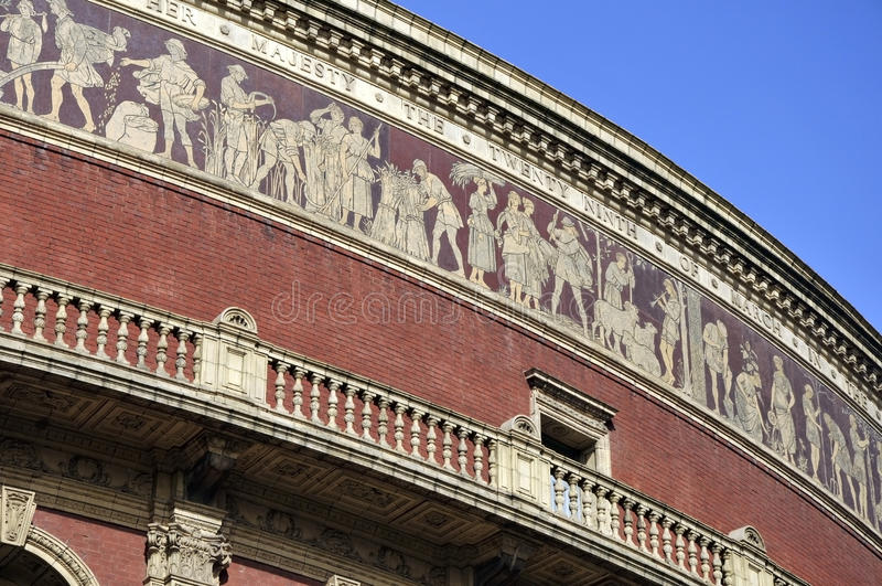 Download O Albert Real Salão, Londres Imagem de Stock - Imagem de londres, history: 16865791