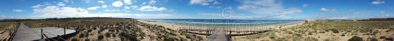 O Algarve foto de stock