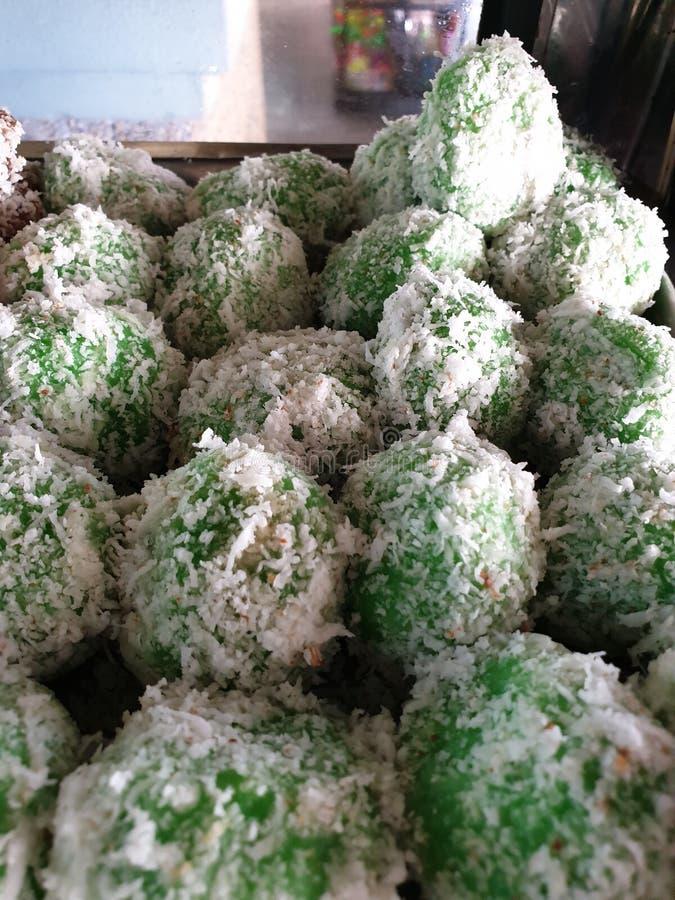 O alimento & o x28 asiáticos do sudeste; pastry& x29; imagem de stock