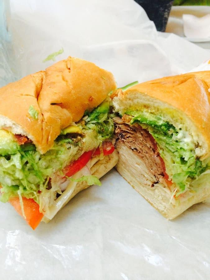 O almoço está em mim! fotografia de stock royalty free