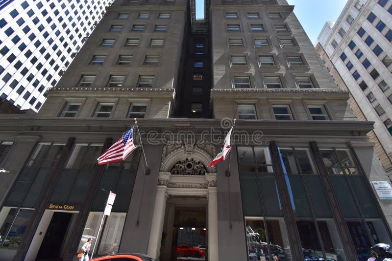 O Alvinza Hayward/Kohl Building San Francisco, 1 fotografia de stock royalty free