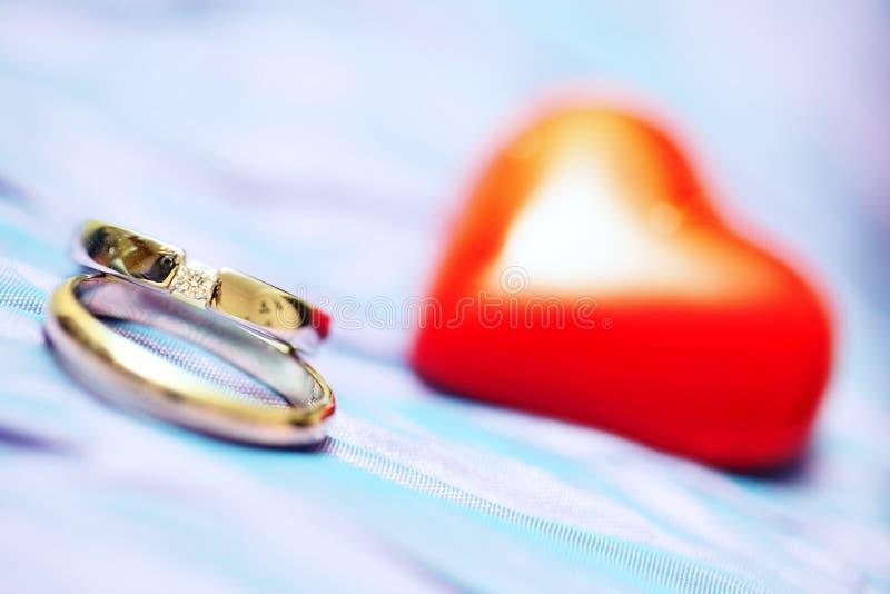 O amor é imagem de stock
