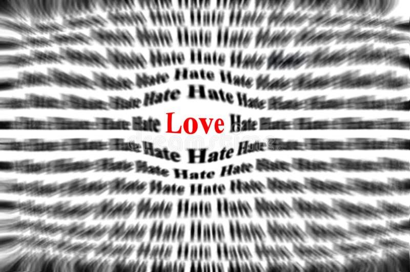 O amor é importante foto de stock
