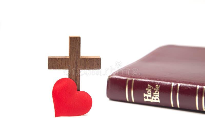 O amor de Cristo fotografia de stock