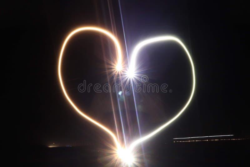 O amor está em toda parte imagens de stock royalty free