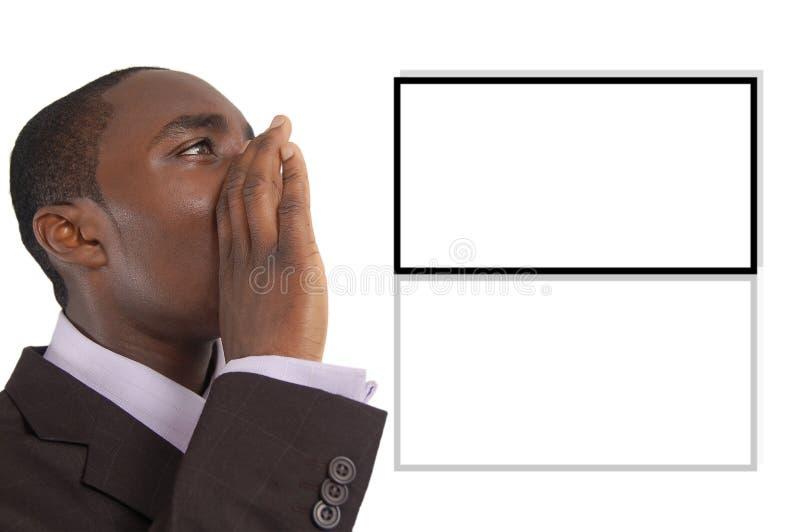 O anúncio fotos de stock