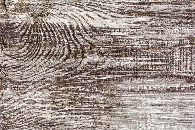 O Anciente e o fundo e a textura retros resistidos do estilo do vintage de madeira preto cinzento da parede imagem de stock