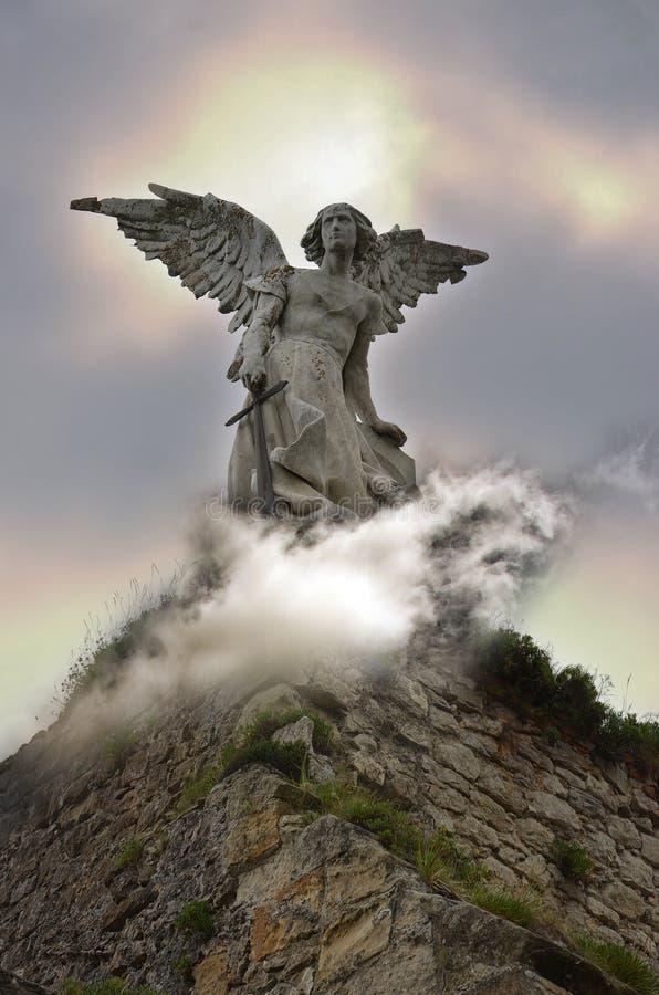 O anjo fotos de stock