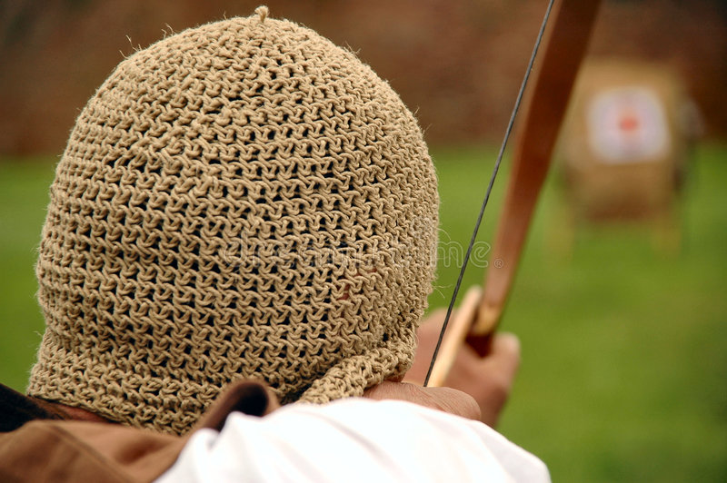 O archer imagens de stock royalty free