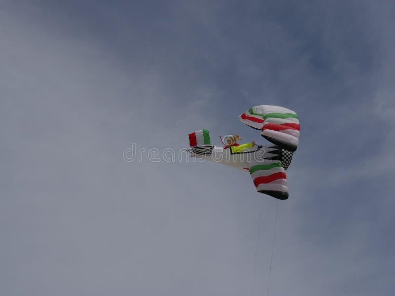 O aviador Kite imagens de stock