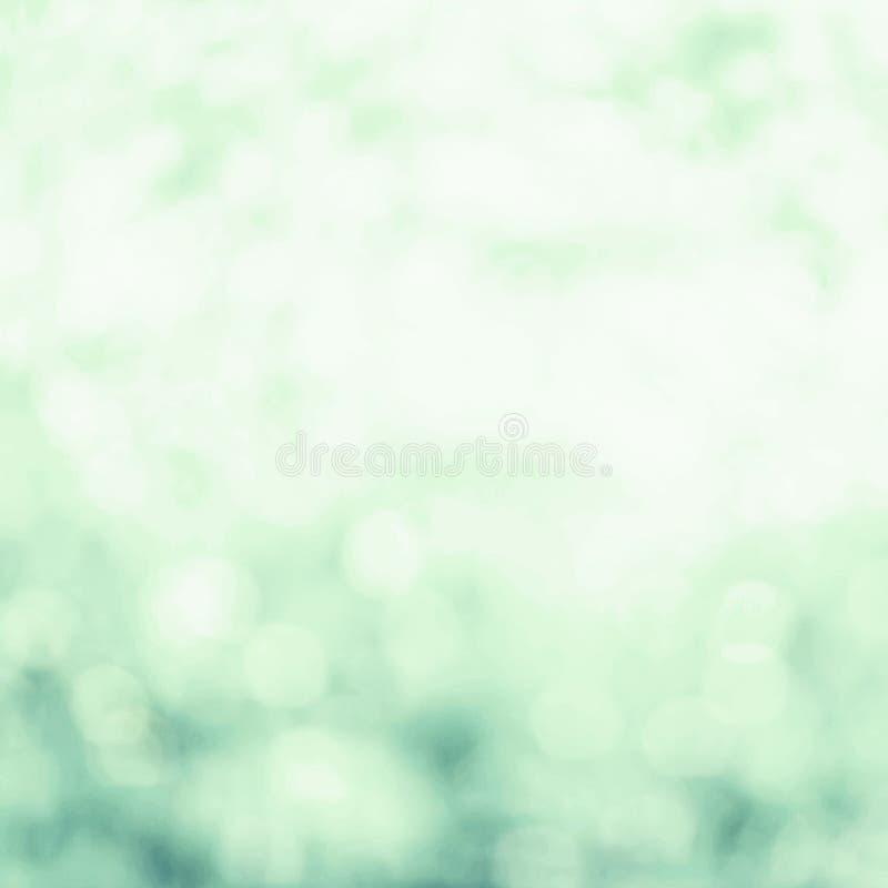O azul ilumina o fundo festivo do Natal com textura Sumário fotografia de stock