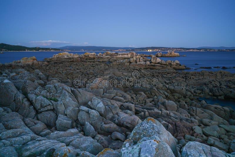 O Bosje, Galicië, Spanje royalty-vrije stock afbeelding