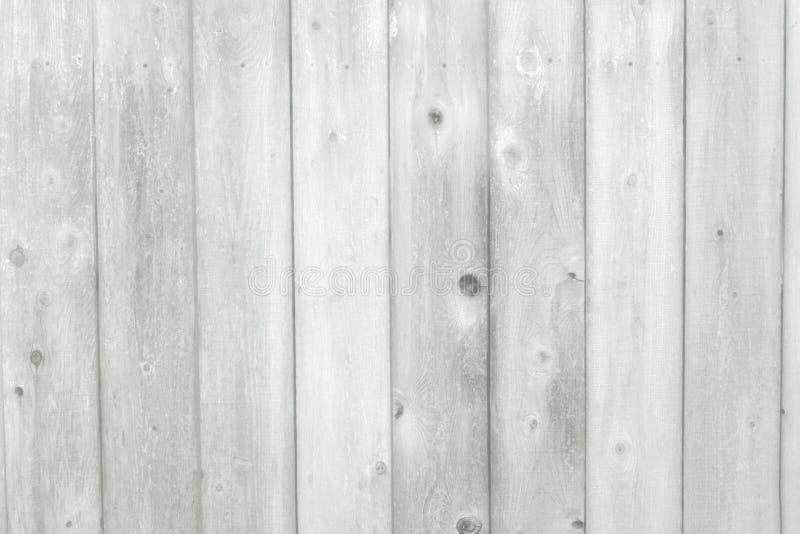 O branco lavou o fundo textured madeira resistido foto de stock royalty free