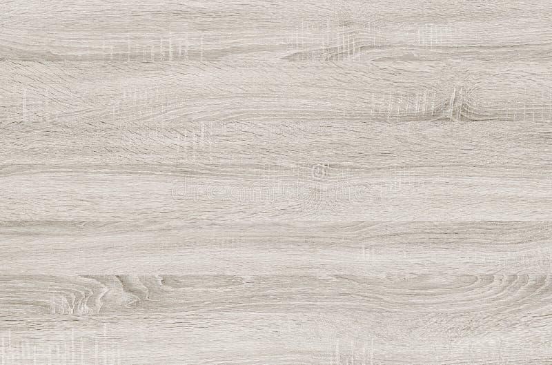 O branco lavou a superfície macia da madeira como a textura do fundo imagens de stock royalty free