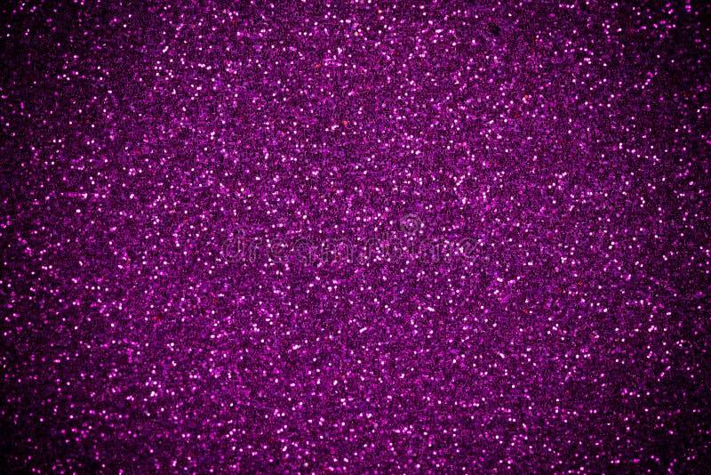 O brilho Roxo-cor-de-rosa brilha o fundo fotografia de stock