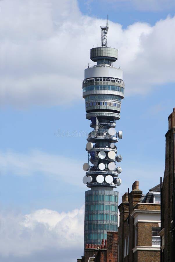 O BT eleva-se Londres fotografia de stock royalty free
