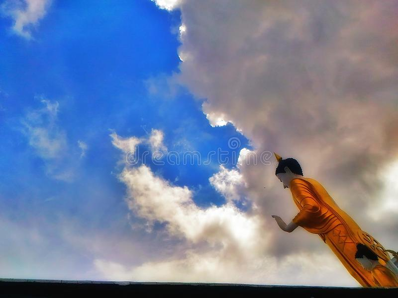 O Buddha foto de stock royalty free